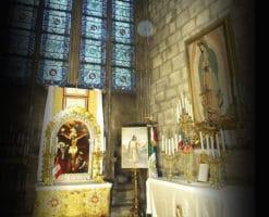 ¿Por qué sobrevivió la imagen de la Virgen de Guadalupe en Notre Dame?