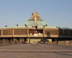 La Basílica de Guadalupe cerrará sus puertas del 10 al 13 de diciembre