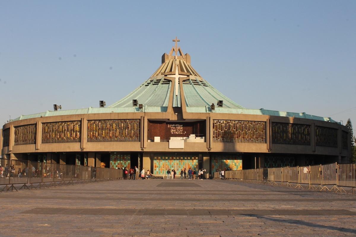 La Basílica de Guadalupe. Foto: Nevart Bernal