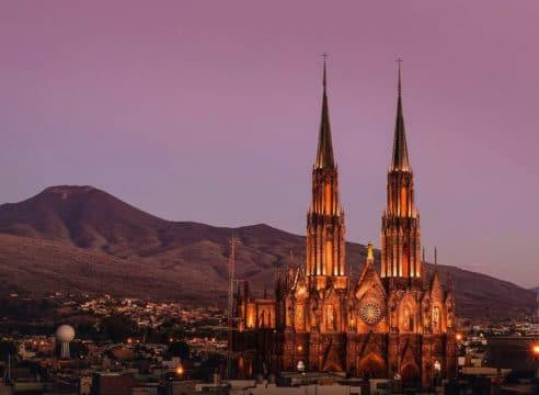 Estas son las 5 catedrales más altas de México
