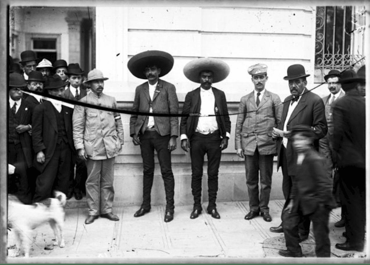La relación de Emiliano Zapata con la Representación de la Semana Santa es una historia que se ha contado por generaciones. Foto: Mediateca INAH