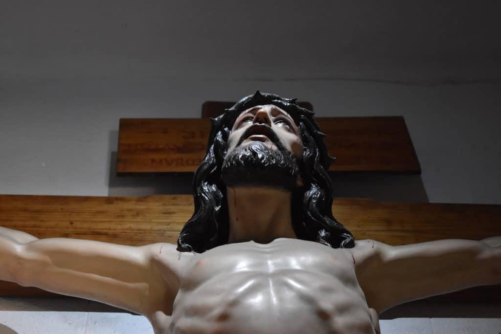 El Viernes Santo recordamos la Pasión y Muerte de Cristo. Foto: Ricardo Sánchez