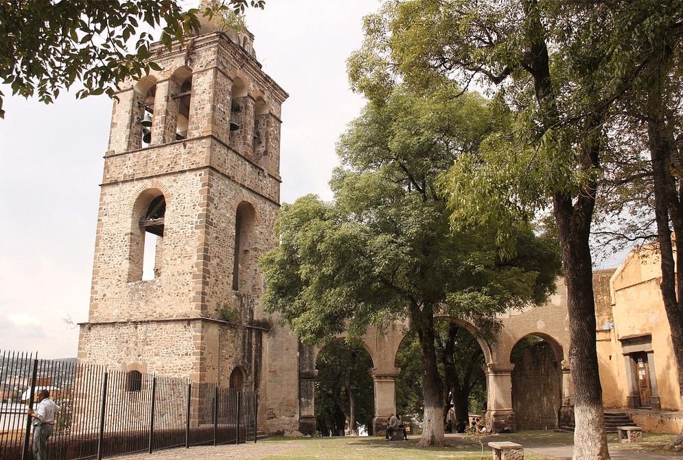 Catedral de Tlaxcala. Foto: Secretaría de Cultura