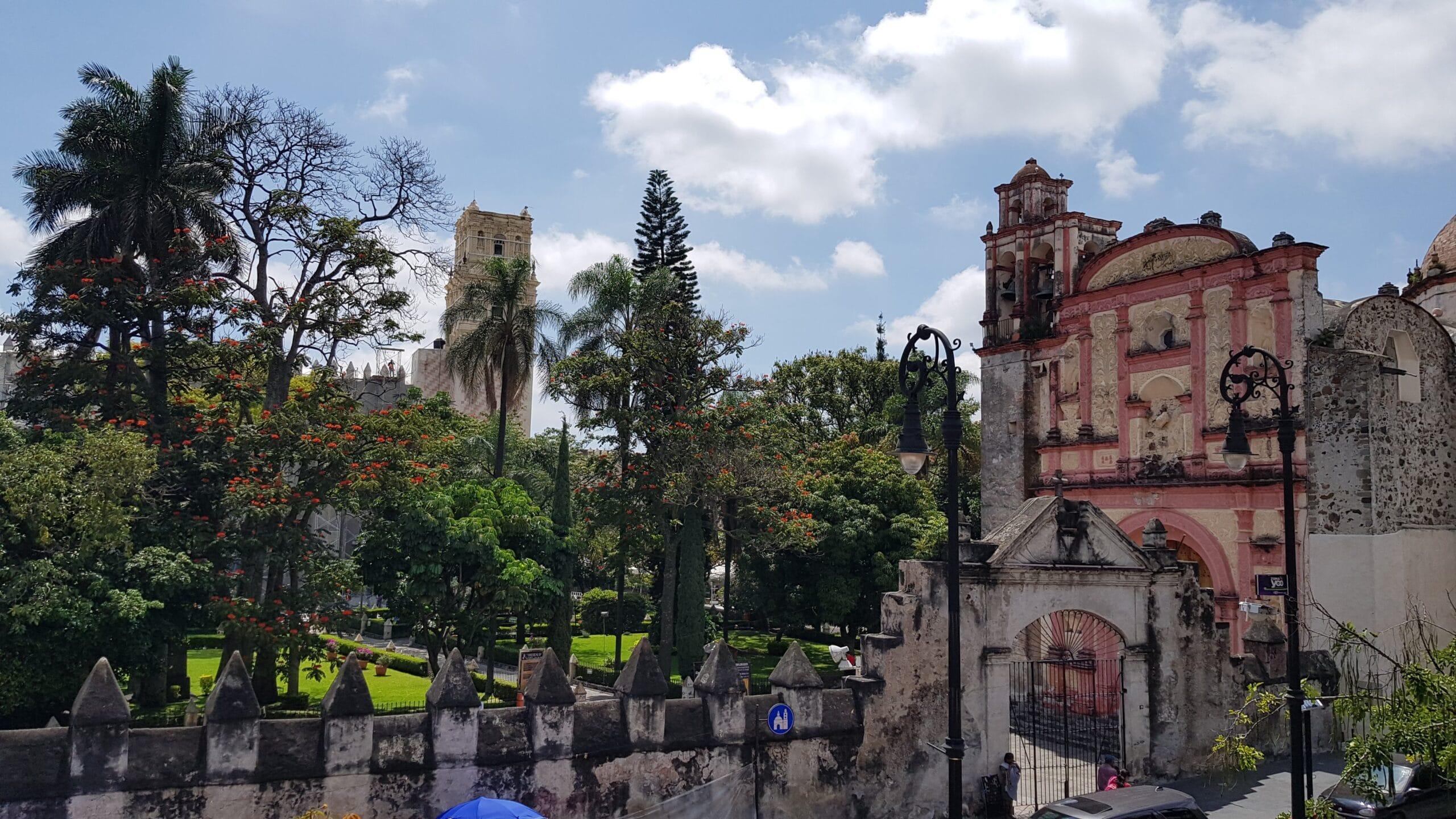 Catedral de Cuernavaca. Foto: Wikimedia Commons
