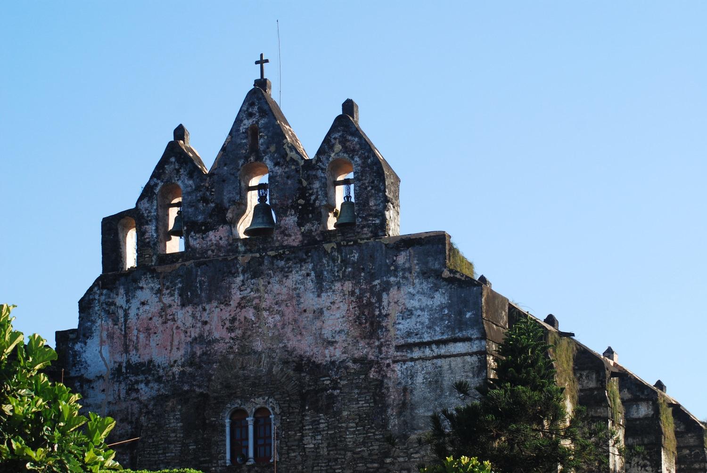 Catedral de Huejutla. Foto: Wikimedia Commons