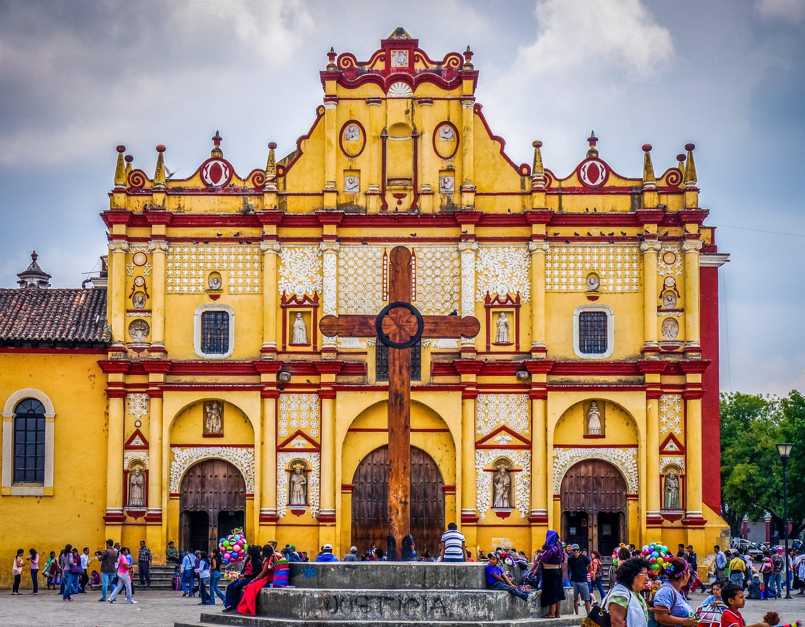 Catedral de San Cristóbal. Foto: Wikimedia Commons