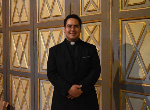 La comunidad que impulsó una vocación sacerdotal