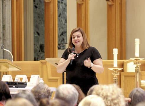 Abby Johnson, la mujer que supervisó miles de abortos y hoy es provida