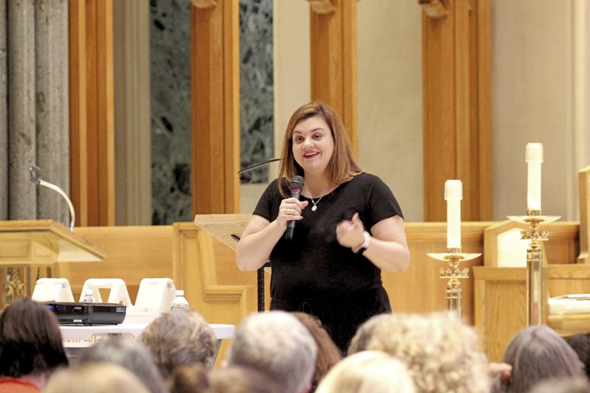 De supervisar abortos a ser activista provida. Cortesía Abby Johnson.