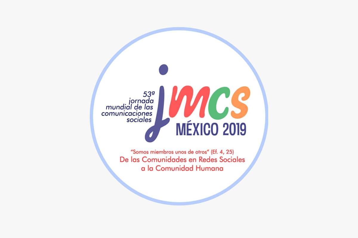 La LIII Jornada Mundial de las Comunicaciones Sociales se llevará a cabo en la Universidad Panamericana.