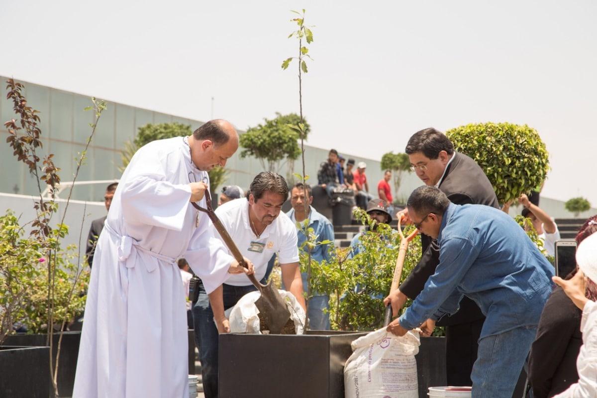 Jornada ambiental en Basílica