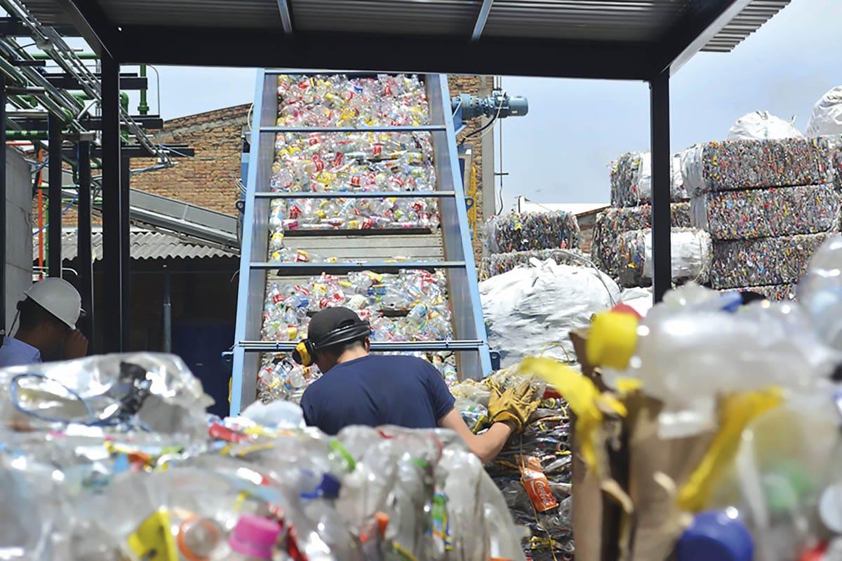 Ciudad de México genera 13,000 toneladas de basura diaria. Foto: Especial