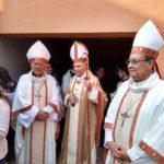 Cardenales y Obispos reconocen el trabajo de los Misioneros del Espíritu Santo