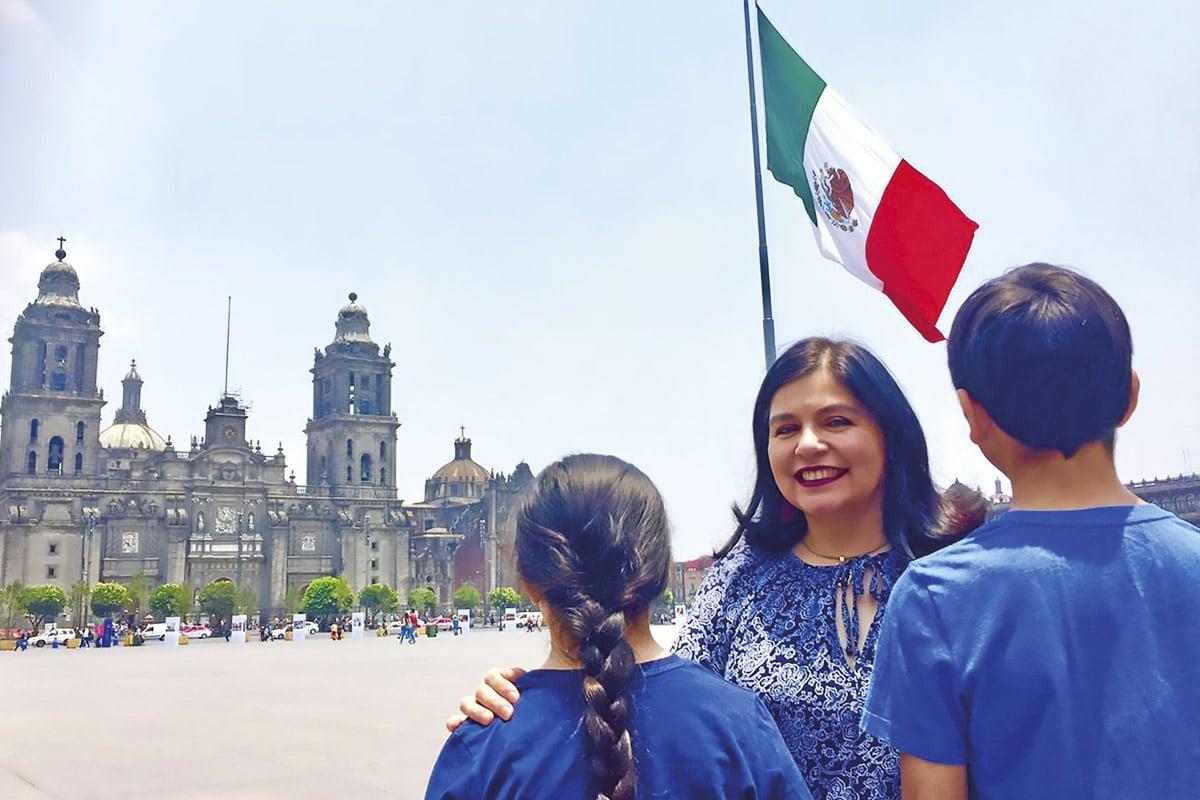 Beatriz González nos cuenta su experiencia al adoptar. Foto: Cortesía