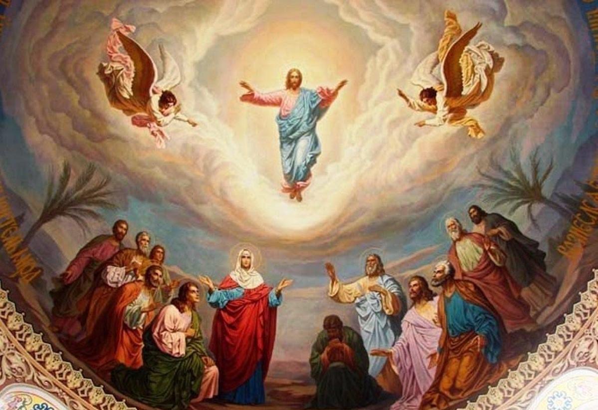 La Ascensión del Señor.