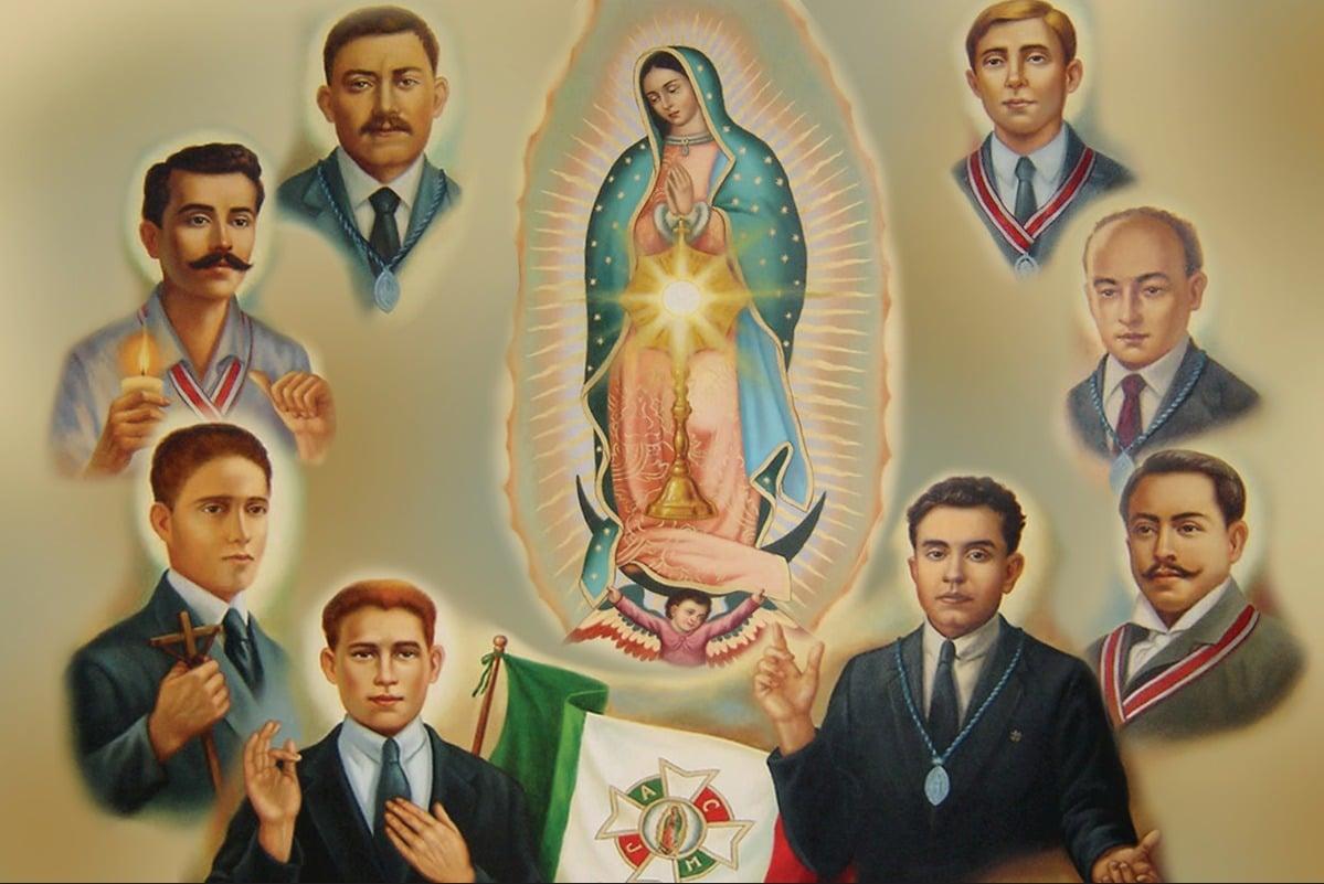 Entre los beatos mexicanos hay hombres y mujeres, sacerdotes, religiosas y laicos.