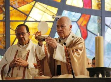 Homilía del Cardenal Aguiar en San José del Altillo