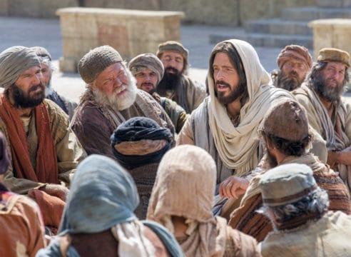 ¿Cómo era Jesús con la gente?