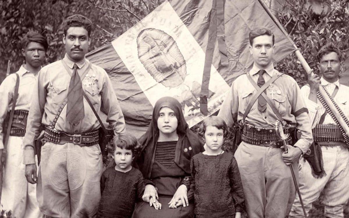 La Guerra Cristera en México duró de 1926 a 1929.