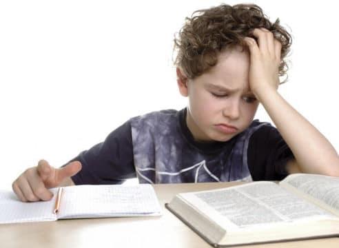 ¿Qué hacer si a tus hijos no les gusta estudiar?