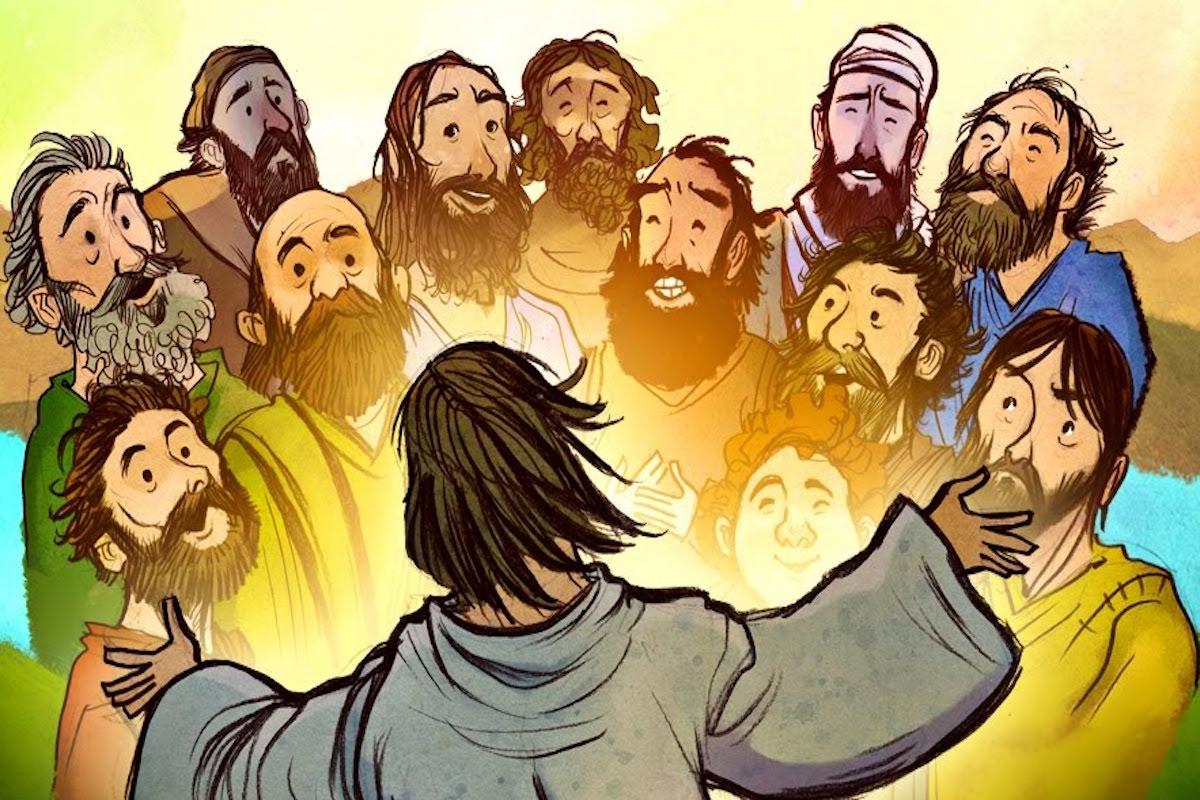 Jesús es el Maestro por excelencia. Foto: Share faith