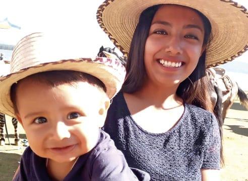 'Ser madre fue un cambio de planes increíble'