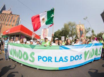Marcha por la vida CDMX: Miles de provida se manifiestan