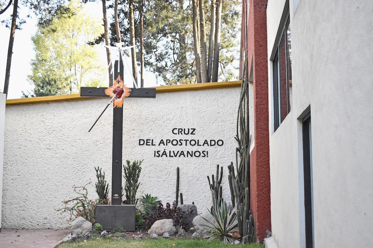Esta es la casa en que Concepción Cabrera vivió sus últimos días. Foto: Ricardo Sánchez