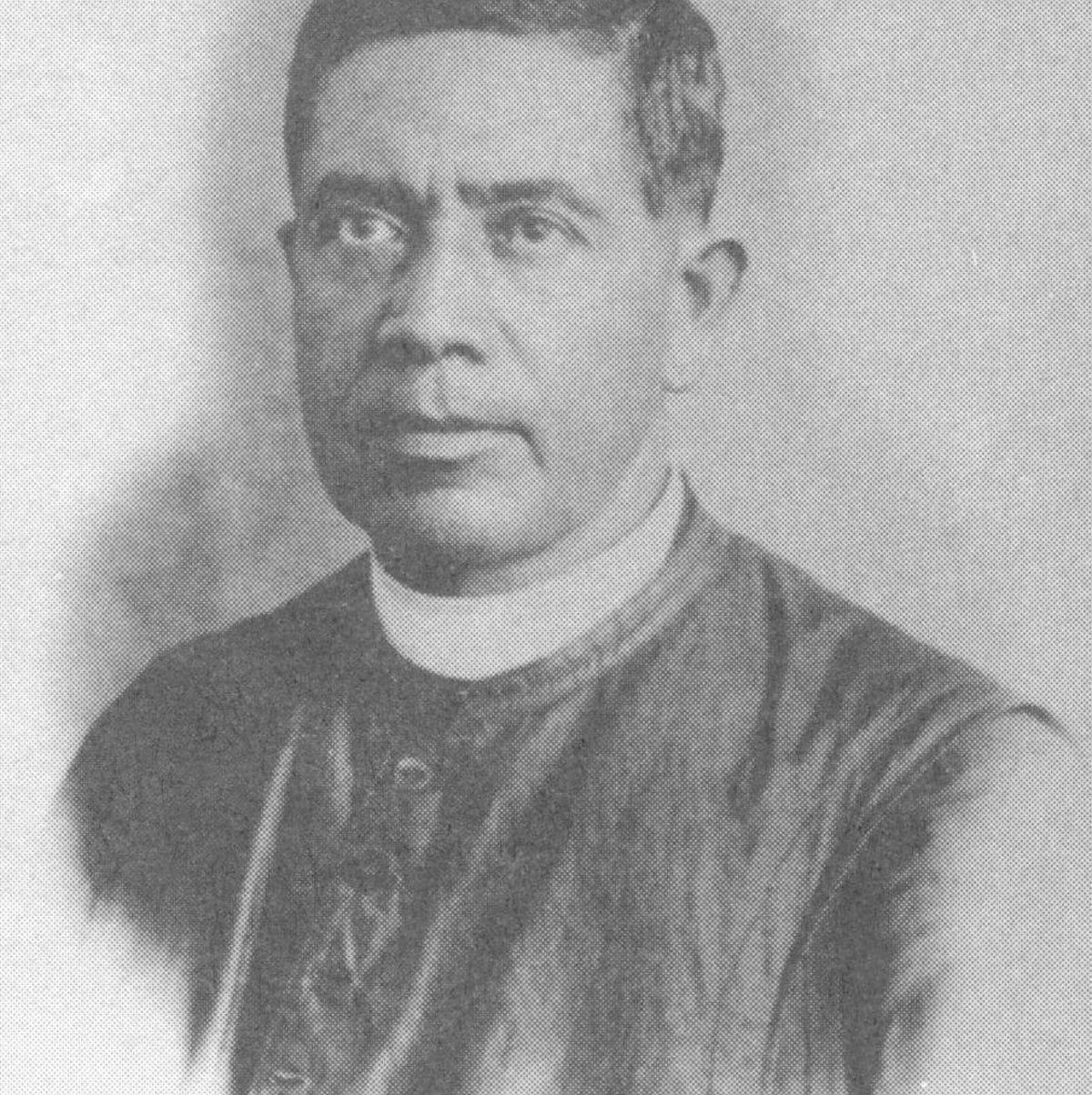 Retrato de San Cristóbal Magallanes.