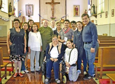 San Isidro Labrador: De un pequeño jacal a un templo lleno de union