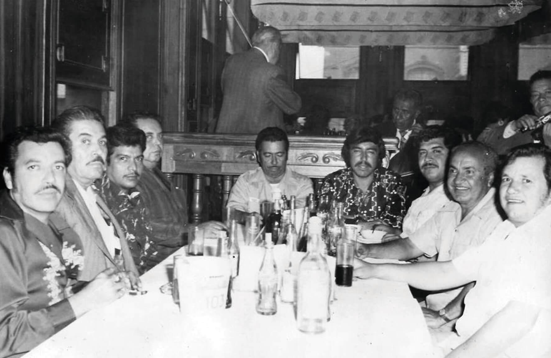La unión fue la clave. En la foto, reunión entre paleteros y autoridades de Tocumbo. Foto: Cortesía La Michoacana
