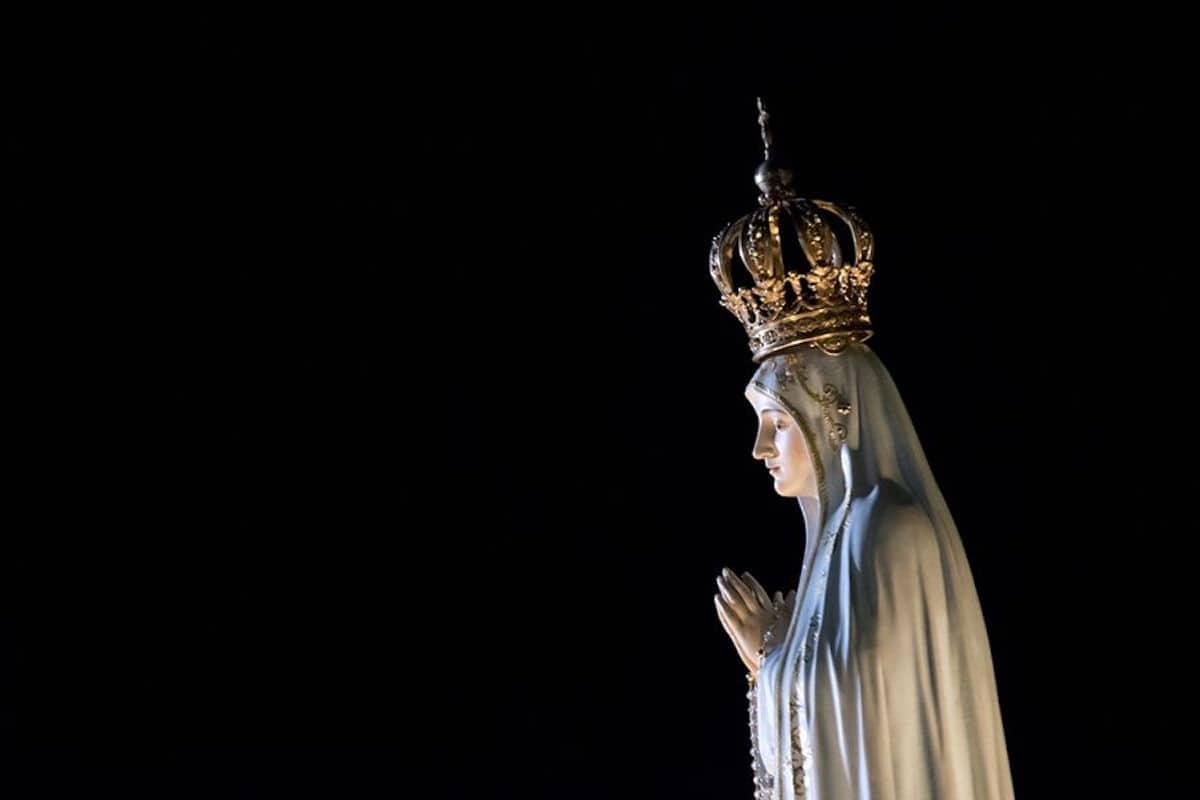 """La Virgen de Fátima reveló una serie de """"secretos"""" en sus apariciones."""