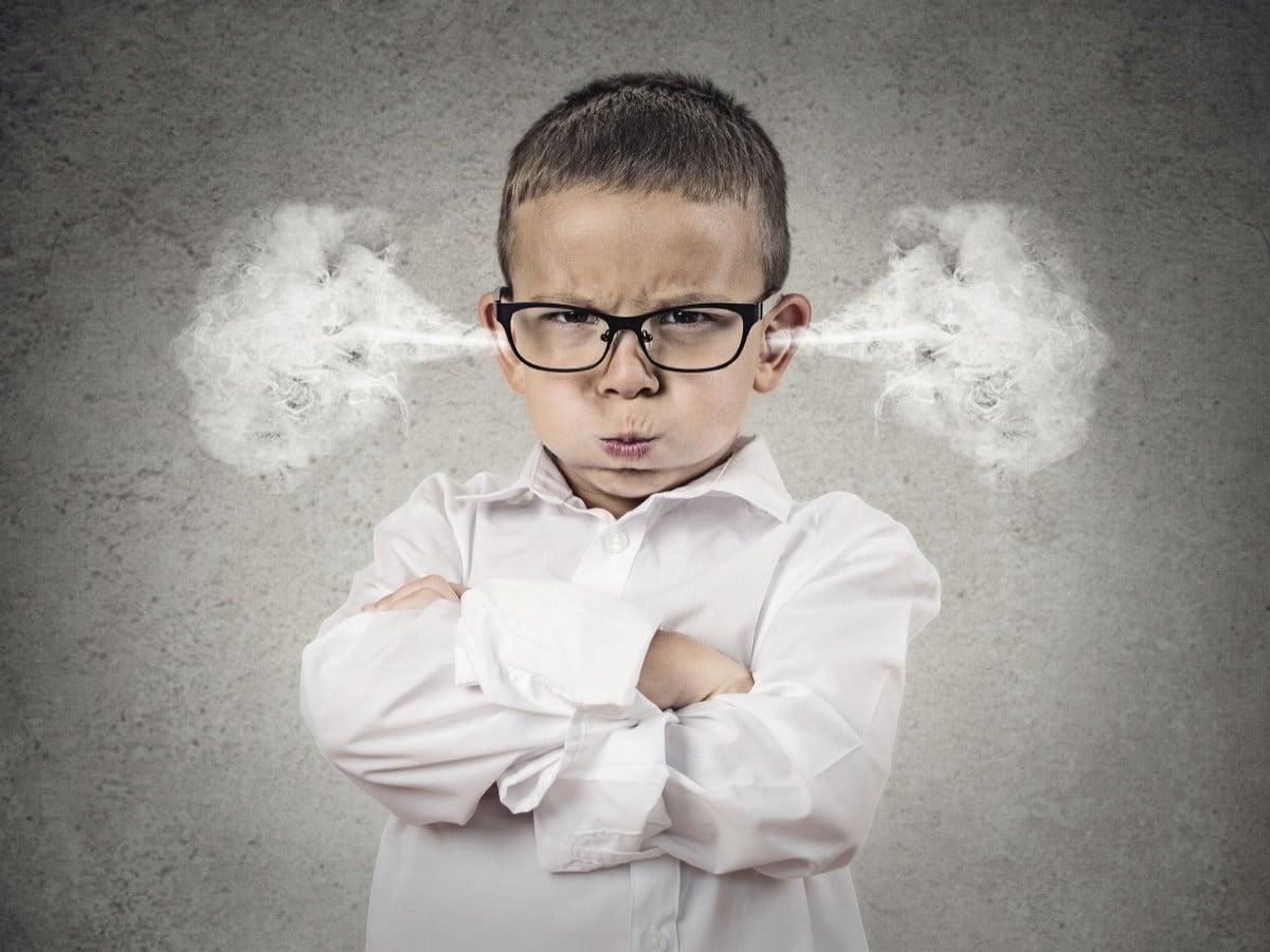 Cómo ayudar a los niños a canalizar su enojo. Foto Pinterest