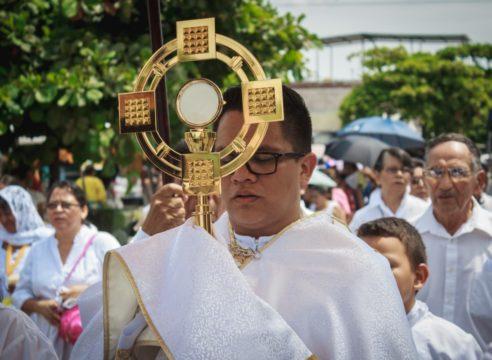 ¿Cuándo se celebra Corpus Christi?