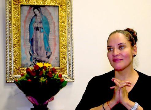 """Mamá de Norberto Ronquillo: """"mi fe se ha hecho más fuerte"""""""