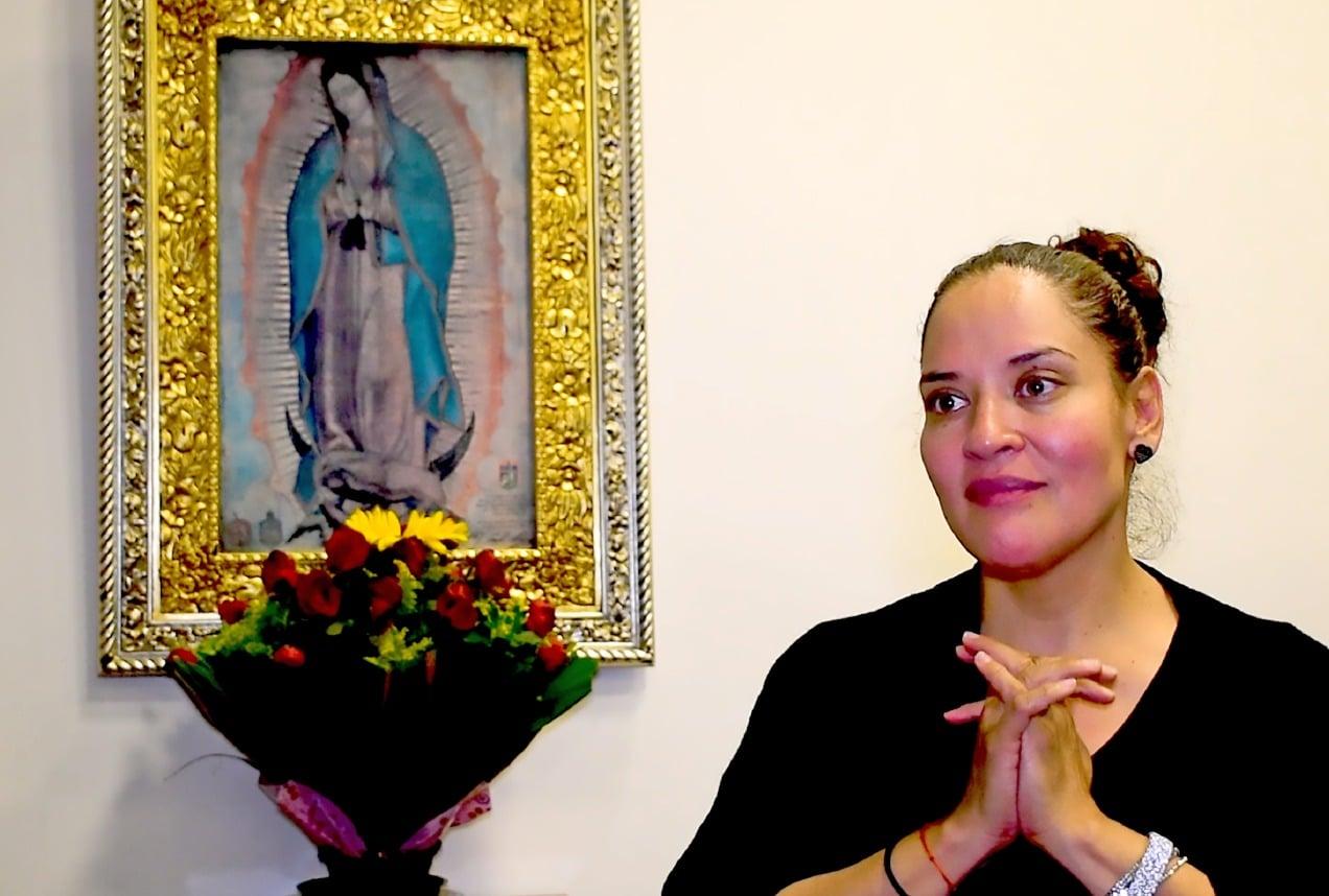 Norelia Hernández.