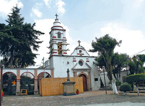 La parroquia de San Bernabé festeja su herencia cultural