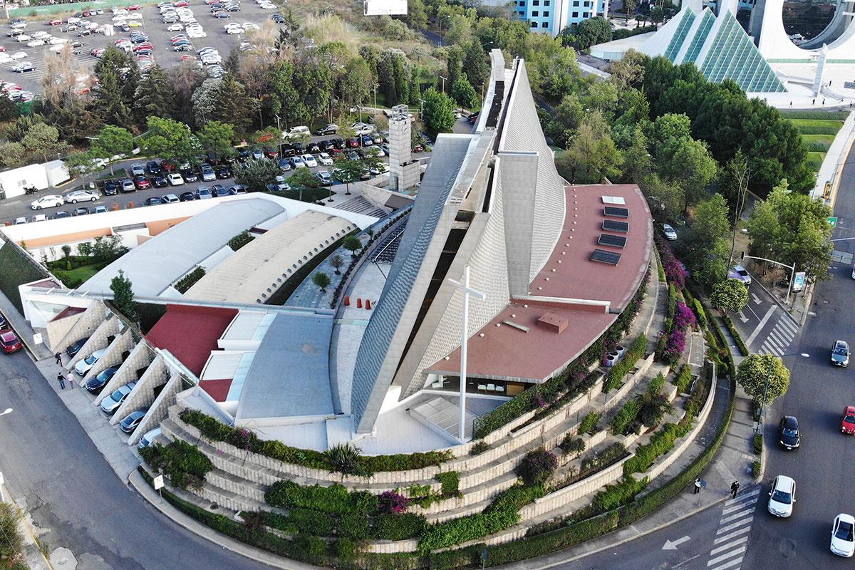 Parroquia de San Josemaria Escrivá