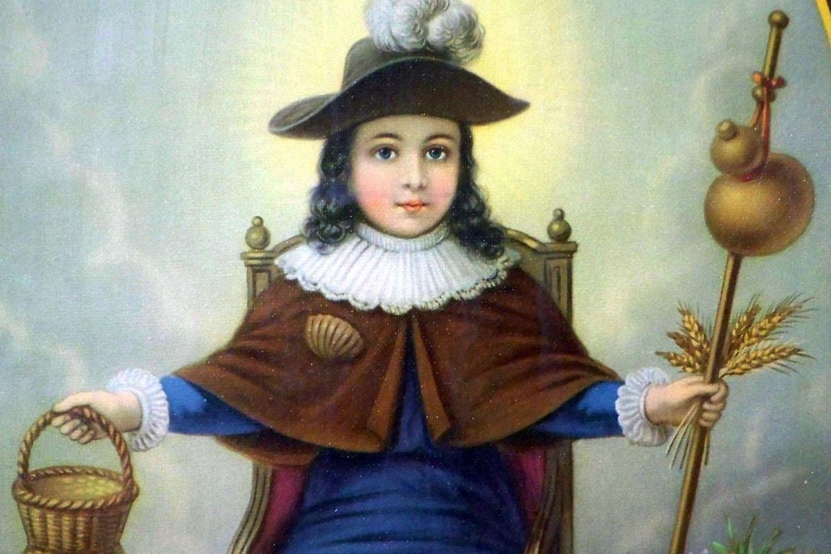 El Santo Niño de Atocha
