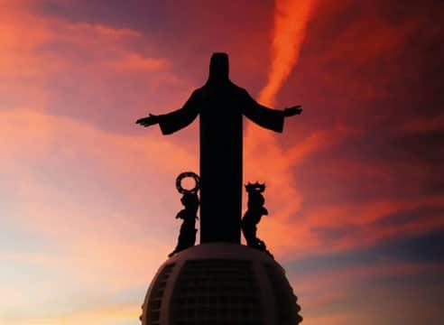 Conoce la historia del Cristo del Cerro del Cubilete