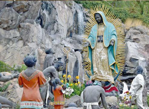 Tras los pasosde Juan Diego, la ruta para ir al encuentro con la Virgen