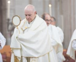 EN VIVO: Misa de la solemnidad de Corpus Christi 2021