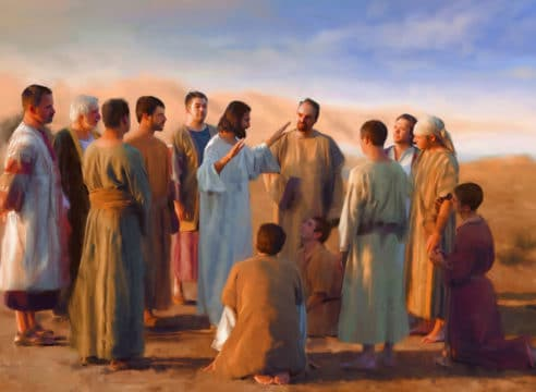 Los sucesores de los 12 apóstoles