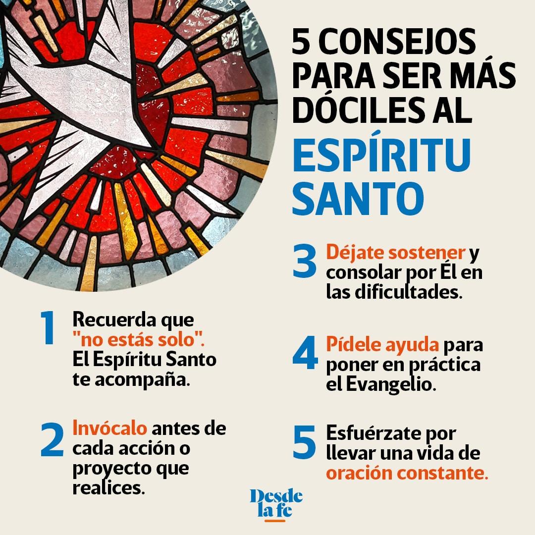 Cuáles Son Los 7 Dones Del Espíritu Santo El Papa Nos Explica