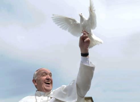 10 reflexiones del Papa Francisco sobre el Espíritu Santo