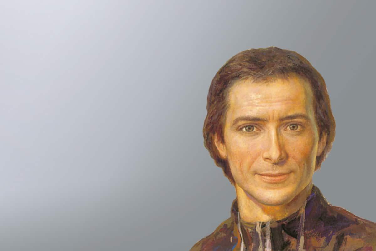 Marcelino Champagnat vio la necesidad de dar educación cristiana al amparo de la Virgen María.