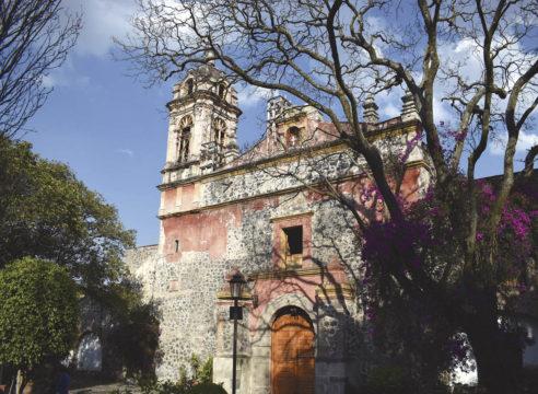 Parroquia de San Jacinto, el corazón espiritual de San Ángel