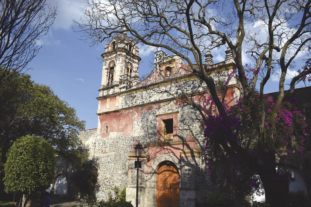 La parroquia de San Jacinto fue construida por los dominicos. Foto: Ricardo Sánchez