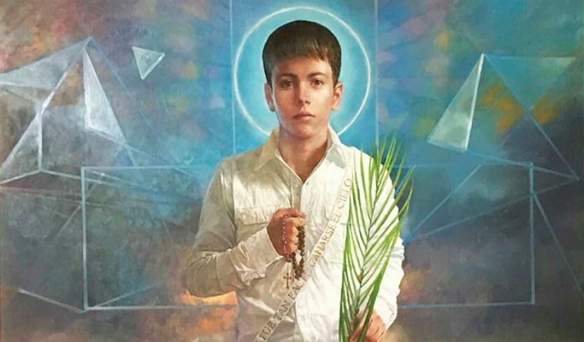 San José Sánchez del Río fue un niño de 14 años de edadal momento de su muerte.