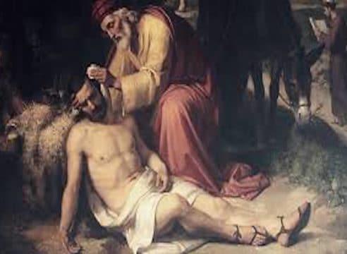 El ejemplo del buen samaritano